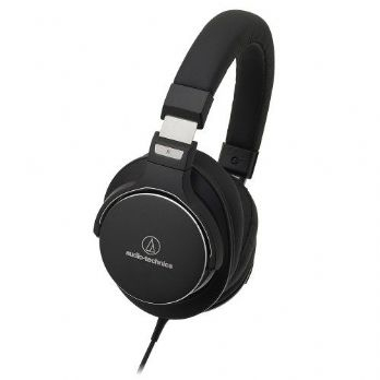 ATH-MSR7NC High-Resolution Active Noise-Cancelling Over-Ear Headphones